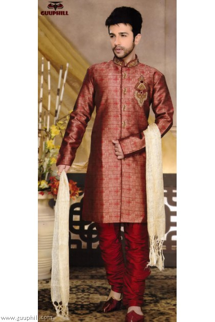 Men Sherwani Suit
