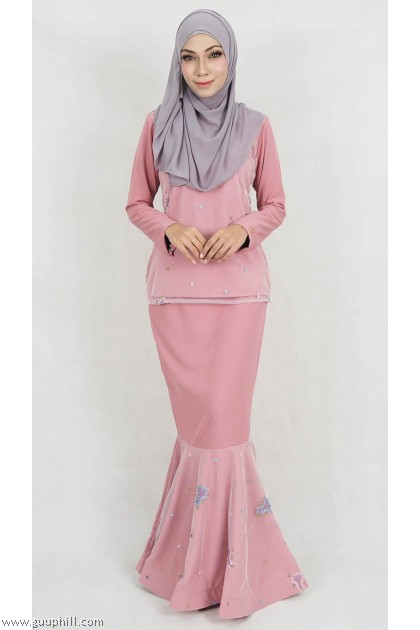 Fashion Baju Kurung (Plus Size) SW 5177
