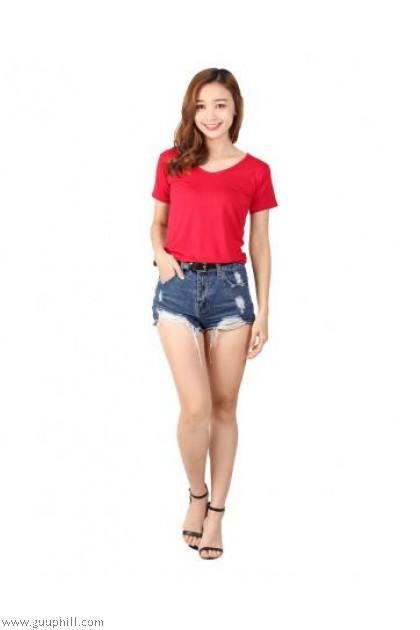 Basic Casual T Shirt