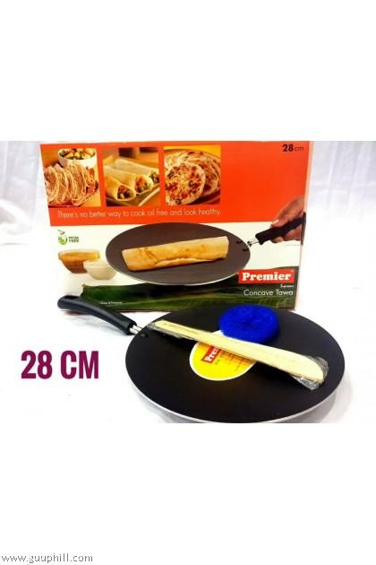 Premier Non Stick Concave Tawa 28 cm G11266