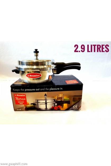 Premier Deluxe Pressure Cooker Pan 2.9 Litre G15984