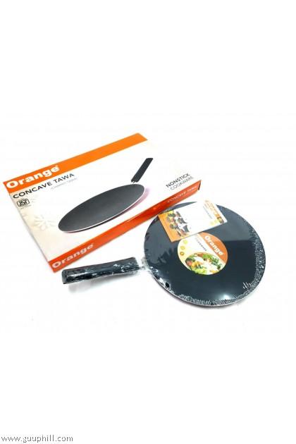 Orange  Non Stick Tawa Concave G15999