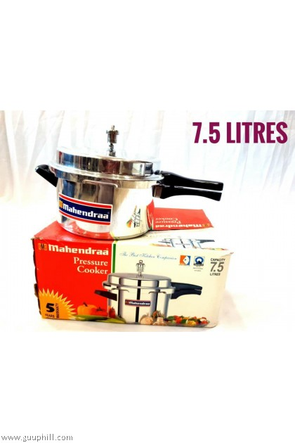 Mahendraa Pressure Cooker 7.5 Litre G8173