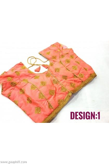 Boutique Readymade Saree Blouse Collection G1555333