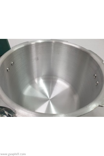 Diamond Pressure Cooker Induction Base Stainless Steel 10 Litre G16133