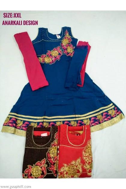 Annarkali  Punjabi Suits 5595