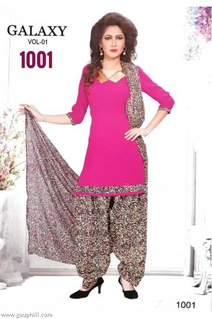 Galaxy Punjabi Suit Readymade G0805