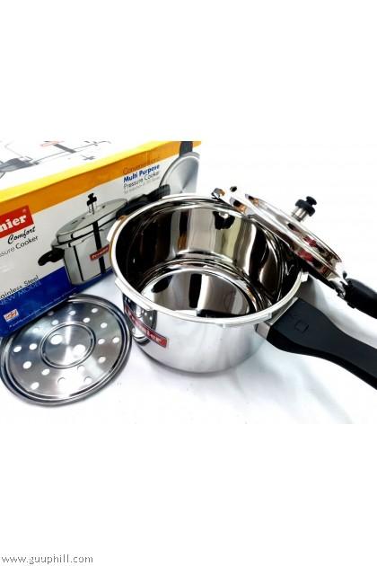 Premier Pressure Cooker Induction & LPG Stoves 3 Litre G4357