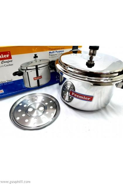 Premier Pressure Cooker Induction & LPG Stoves 5 Litre G4350