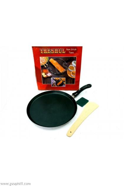 Treshul Non Stick Tawa/ Cooking Pan 28 cm G3798