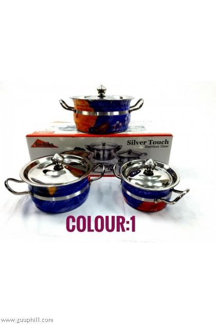 Toshiba Dining Pot Dish Flower Design Smaller G17109