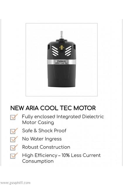 Vidiem Eva Carbon Mixer Grinder G17111