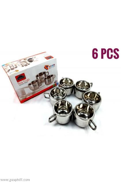 Padmavathi Stainless Steel Tea & Coffee Mug G17122