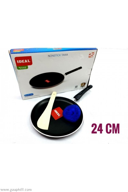 Ideal Non Stick Tawa Heavy Weight 24 cm G17206