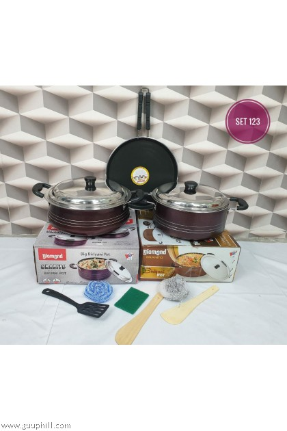 Kitchen Combo Set 123 G1233
