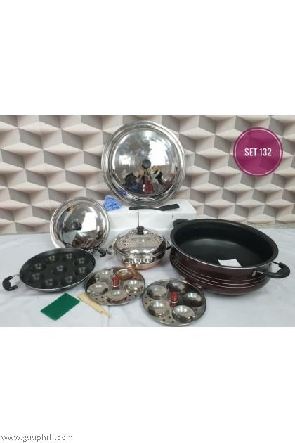 Kitchen Combo Set 132 G132