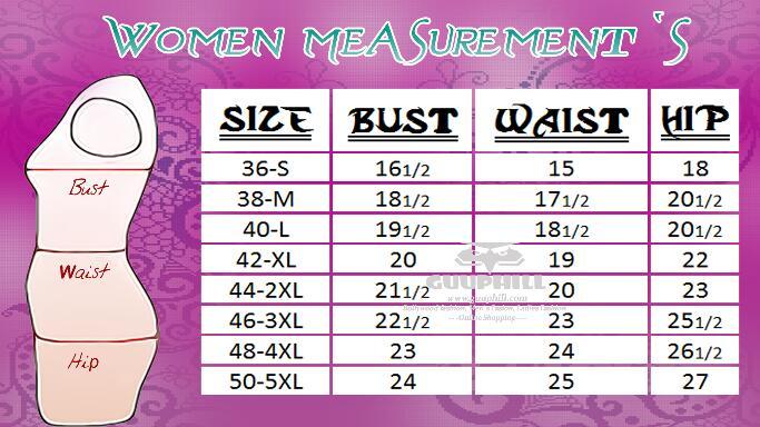 Women Measurement