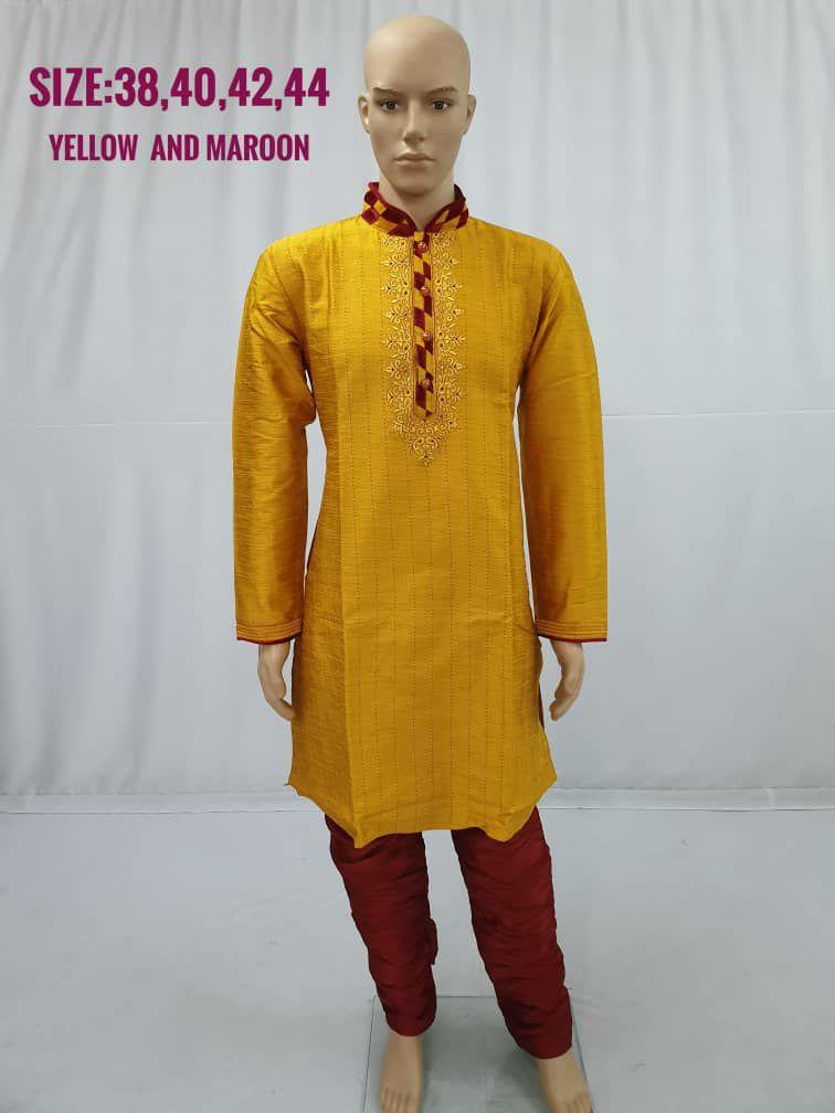 Men Kurtha Suit